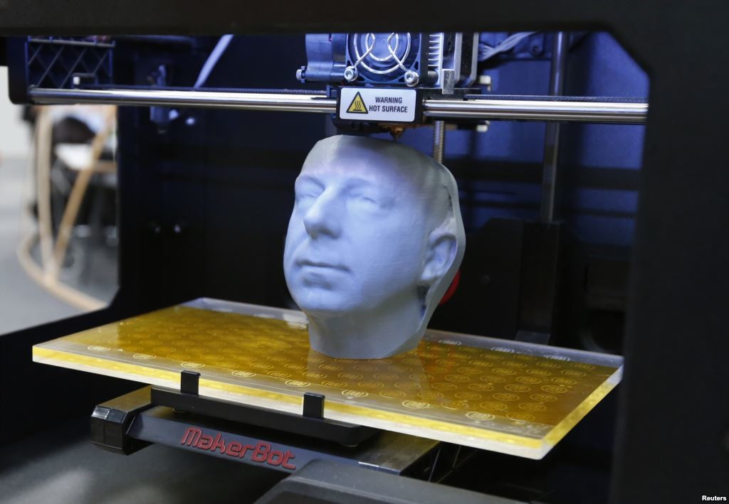 COE 3D Printing